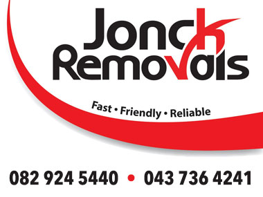 Jonck Removals - Jonck Removals has been specialising in furniture removals since 1997. Our trucks are fully enclosed and secure. Stock-in-transit insurance is included with every load. We offer fast, friendly service at a good price.